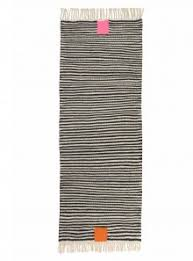 Black And White Striped Runner Rug Runner Rugs Cph