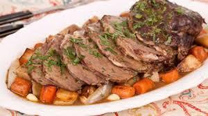 légumes faciles à cuisiner roti de veau aux légumes au cookeo rôti de veau veaux et les légumes