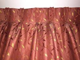 long burgundy curtains for sale in milton keynes