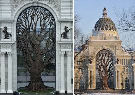 iron tree built in russia s ministry of agriculture to cast