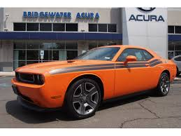 2012 dodge challenger rt pre owned 2012 dodge challenger r t w nav r t 2dr coupe in