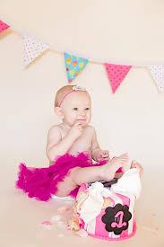 hannah u0027s minnie mouse first birthday cake smash this fairy tale life