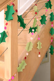 Decorative Garlands Home 50 Best Diy Christmas Garland Decorating Ideas For 2017