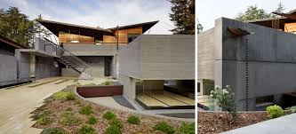 house 7 concrete village house los altos hills ca cheng