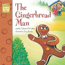 amazon com the gingerbread man 9781577683681 catherine