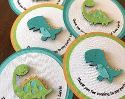 dinosaur birthday party dinosaur party favor etsy