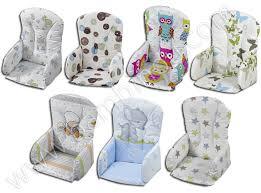 housse chaise haute bebe coussin de chaise haute bébé design à la maison