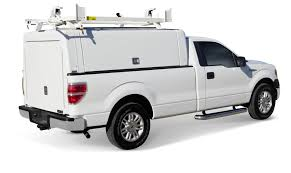 Ford Ranger Truck Topper - camper shell flat bed lids and work shells in springdale ar