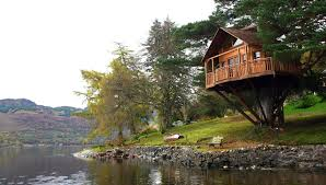 three house amazing tree houses around the outdoors