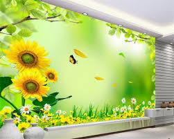 high quality sunflower wall murals buy cheap sunflower wall murals sunflower wall murals