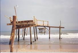 Beach Houses In Topsail Island Nc by Our History Surf City Ocean Pier