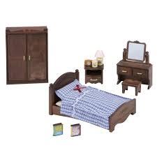 sylvanian families master bedroom set 24 00 hamleys for