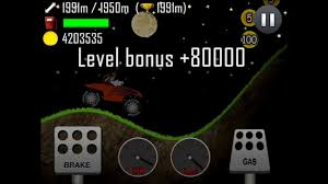 hill climb racing monster truck hill climb racing monster truck on night 2nd attampt youtube