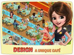 cafe apk cooking country design cafe apk mod coins for