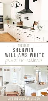 best white to use for kitchen cabinets best sherwin williams white for cabinets paint cabinets