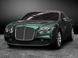 concept bentley super exotic and concept cars bentley zagato gtz