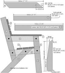 Simple Wood Bench Plans by Garden Seat Side Elevation I Wonder If I Could Do This Good