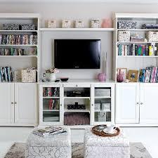 salas living room wall units salas de tv basement family room book shelves