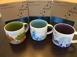 Best Mugs Starbucks City Mugs Sip Your Way Around The World