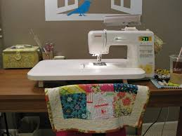solid wood sewing machine cabinets interior simple and neat sewing room design ideas with modern white