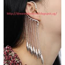 ear cuffs singapore ear cuff earrings for sale singapore classifieds