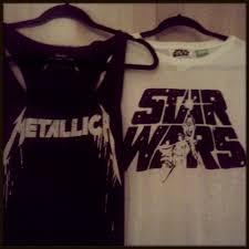 girl music star wars band rock n roll metallica grunge