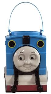 thomas the train halloween costume 2t amazon com thomas and friends 3d trick or treat pail toys u0026 games