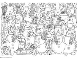 Get This Winter Coloring Pages Free Printable 679156 Winter Coloring Pages Free Printable