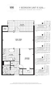 boutique floor plan vero boutique condominium vero condos toronto condos