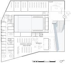 Air Canada Centre Floor Plan Cultural Centre By 3xn