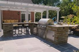 Outdoor Kitchen Pictures Gallery Landscaping Network - Backyard kitchen design