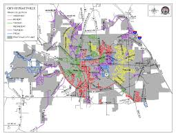 Alabama Time Zone Map by Yard Trash Collection Public Works Prattville Alabama