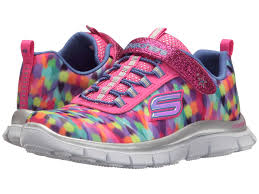 kid shoes skechers kids skech appeal color daze 81819l kid big kid