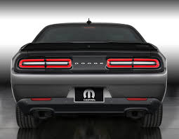Dodge Challenger Air Intake - the mopar u002717 dodge challenger debuts at the 2017 chicago auto