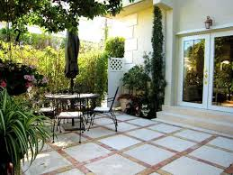 chic townhouse patio ideas for create home interior design with