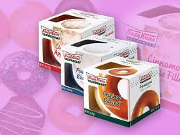 here s how to score free krispy kreme doughnuts for a year