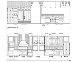 Kitchen Cabinet Drawing Superior L Shaped Kitchen Cabinet Layout 6 Colo Kitchen Elevs