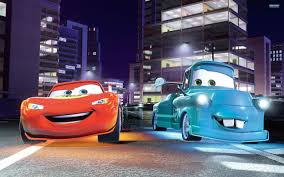 cars sally lightning mcqueen and mater and sally wallpaper