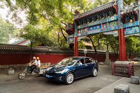 fortune 500 tesla takes off in china fortune