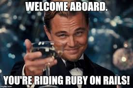 Social Network Meme - how to develop a social network using ruby on rails