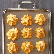 Thanksgiving Appetizers Easy Check Out Mini Gruyere Puffs It U0027s So Easy To Make Thanksgiving