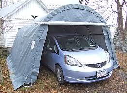 one car instant portable garage