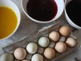 easter egg dye family easter egg dyes edible island