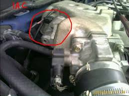 iac mustang how to replace the idle air iac motor in a 1999 ford