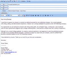 Job Apply Resume by Step By Step Guide To Apply For Jobs By Email Messages Job