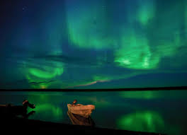 Solar Activity Northern Lights by Pictures Huge Solar Storm Triggers Unusual Auroras