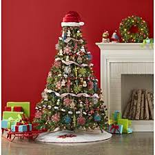 tree ornamentation trim kits kmart