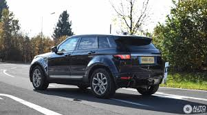 land rover evoque blue land rover range rover evoque mule 2019 25 october 2017 autogespot