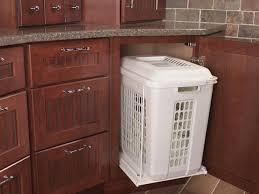 Bathroom Laundry Storage Bathroom Cabinet With Built In Laundry Her Hgtvremodels