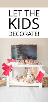 let the decorate for the holidays someday i ll learn